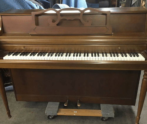 1984 wurlitzer for sale, used piano for sale, wurlitzer console for sale