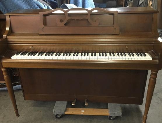 1984 wurlitzer for sale, used piano for sale, wurlitzer console for sale