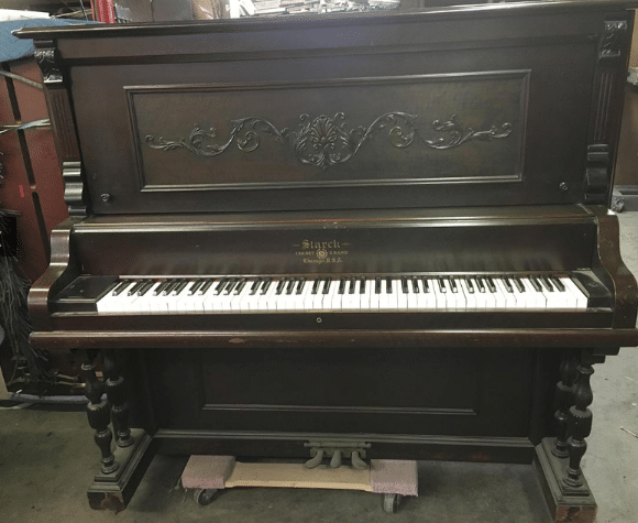 stark upright piano, piano for sale, used piano for sale