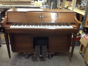 winter musette player piano, piano for sale, musette piano for sale