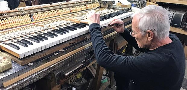 piano repair in milwaukee wi, aldens piano co in milwaukee, piano repair at aldens
